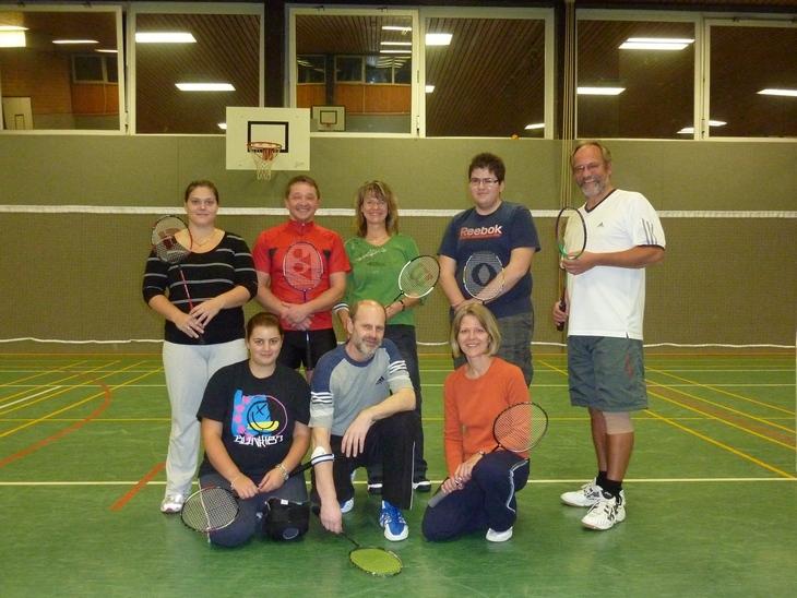Hobbygruppe der Erwachsenen 2011